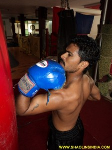 Muay Thai Fighter India