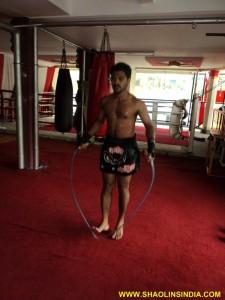 Thailand Martial arts Training