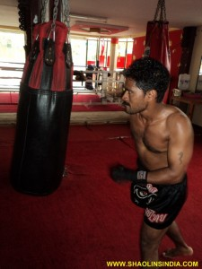Indian Muay Thai