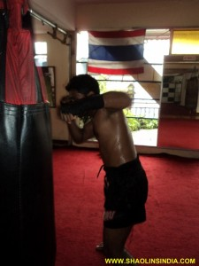 Thai Boxing  Training