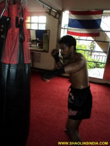 Muay Thai Punches