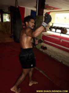 Indian Muay Thai Master