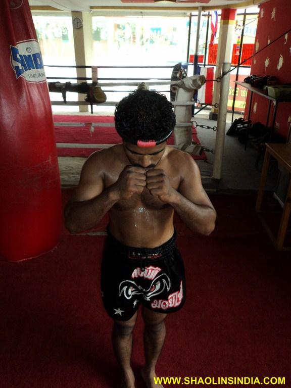Indian Muay Thai