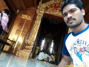 Indian Martial arts Master