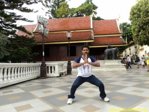 Martial arts Master in Thailand