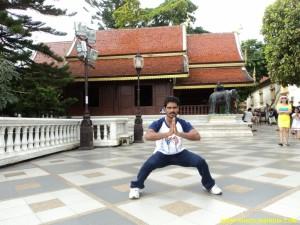 Martial arts Mastre