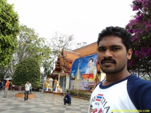 Shifu Prabhakar Reddy in Thailand City