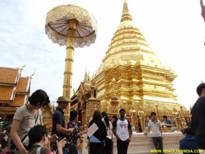 Masterin Thailand Temple
