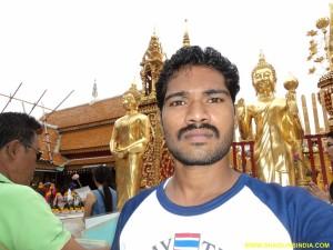 Mastre Shifu Prabhakar Reddy