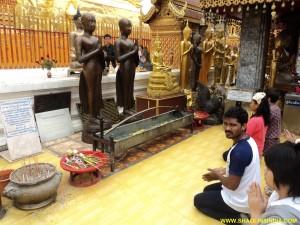 Shifu Prabhakar Reddy Thailand