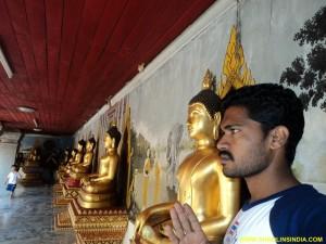 Shifu Prabhakar Reddy Kung-fu