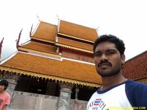 Indian Master in Thailand