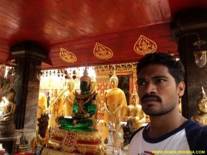 Indian Thai Boxing Champion