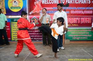 Kung-fu Monk Trainer IUndia