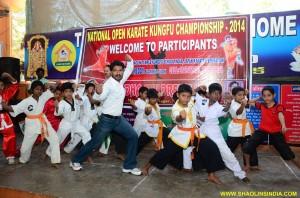Martial arts Master India
