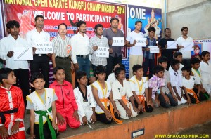 Indian Kung-fu Championship
