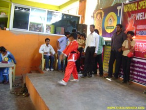 Shaolin Martial arts India