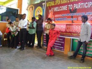 Indian Wushu Championship