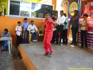 Taolu Event India