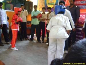 Shaolin Wusu Sanda Event