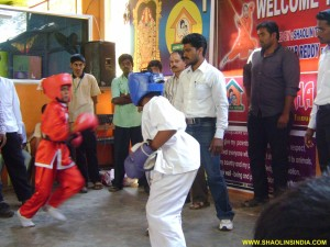 Andhra Shaolin Wushu Event