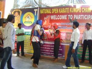 Sanda Tournament India
