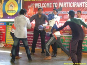 Andhra Martial arts India