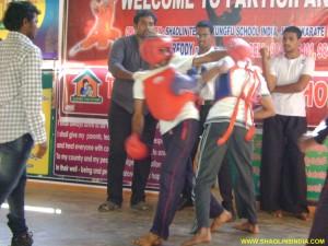 Shaolin Kung-fu India