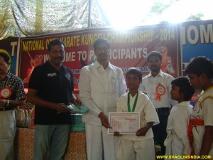 National Open Kung-fu Tournament