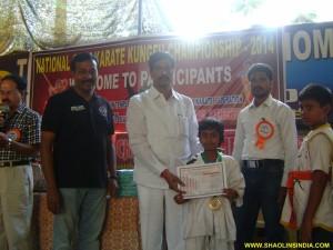 Martial arts Champions India
