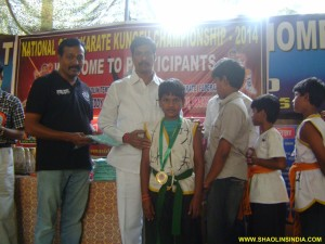 Nellore Martial arts Jayanth