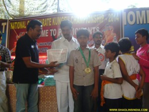 National Open Karate Champion