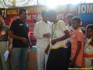 Sanshou Champion India