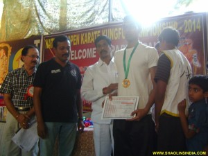 Tamilandu Karate Team