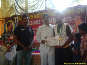 National Karate Do Champion