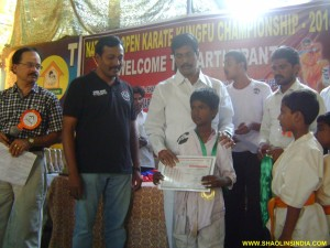 Karate Karnataka Tournament