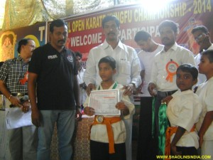 National Karate Champions