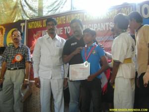 Kerala Kung-fu Champion