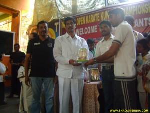 Karnataka Kung-fu India