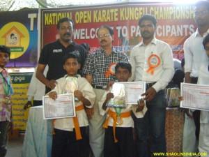 Nellore Kung-fu Masters