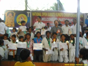 International Martial arts Champions