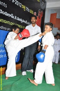 Karate Kung-fu Event
