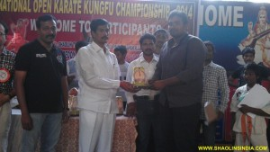 Kung-fu Rajesh Nellore Karate