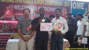 National Kung-fu Mahammad Ali