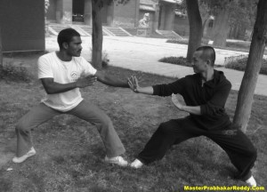 Wing Chun Kung-fu Training Camp