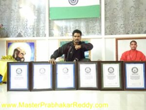 Indian Kung-fu Guinness Records