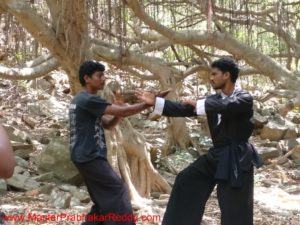 Kung-fu Indian Wing Chun AP JKD