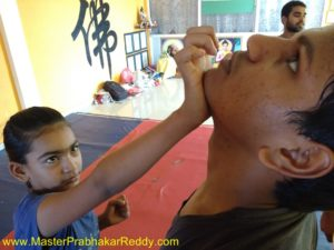 Martial arts Training Camp