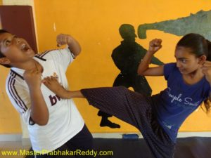 Indian Best Martial arts Camp