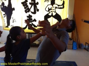 Martial arts Training Camp India